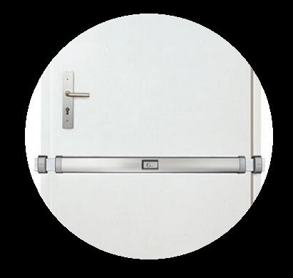 Schlüsseldienst Krefeld rüstet Ihre Tür mit einem Panzerriegel - das höchste Maß an Sichrheit für Ihre Tür.